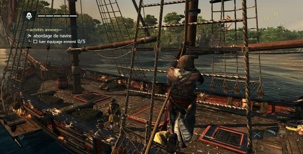 (Test FG) Assassin's Creed IV - Black Flag #3