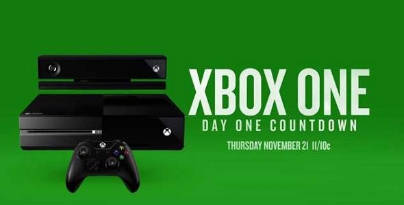 Xbox One - Day One