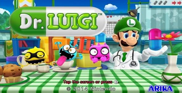 Jeux vidéo à venir - Dr. Luigi