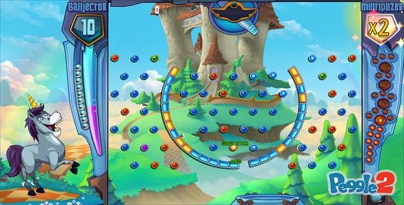 Jeux vidéo à venir - Peggle 2