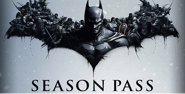 Batman Arkahm Origins - season pass