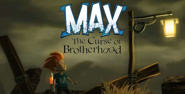 Démo FG #04 - Max The Curse Of Brotherhood