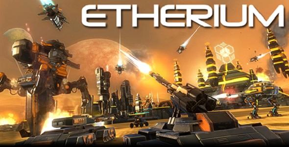 Etherium - logo