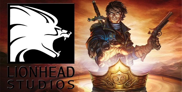 Lionhead Studios - logo Fable