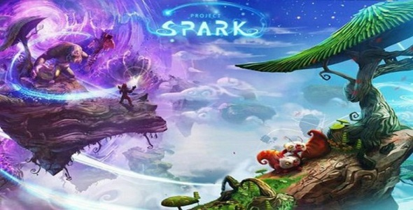 Project Spark - logo