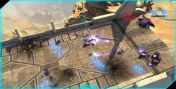 (Test FG - Jeux vidéo) Halo - Spartan Assault #3