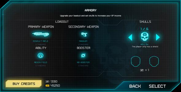 (Test FG - Jeux vidéo) Halo - Spartan Assault #4