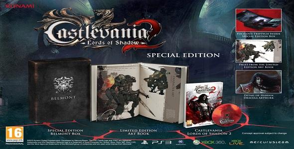 Castlevania - Lords Of Shadow 2 (édition spéciale)