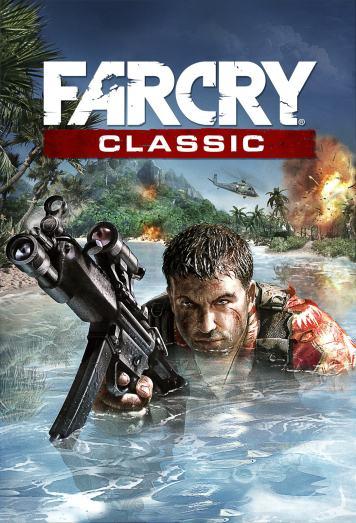 Farcry classic cover