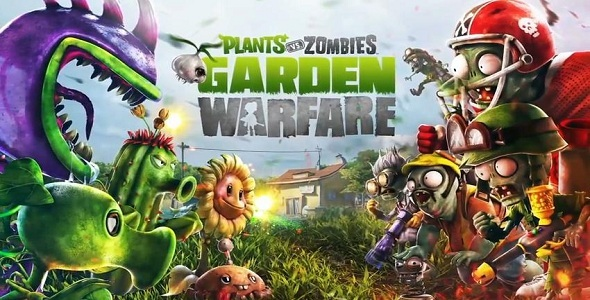 Jeux à venir - Plants vs. Zombies - Garden Warfare