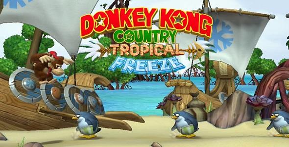 Jeux vidéo à venir - DKCTF