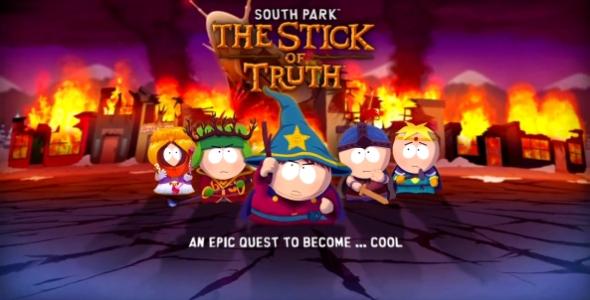 Jeux vidéo à venir - South Park