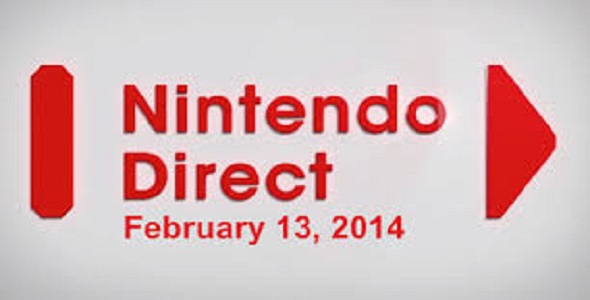 Nintendo Direct - 13-02-2014