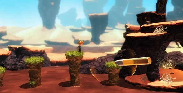 (Test FG - Jeux vidéo) Max - The Curse Of Brotherhood #3