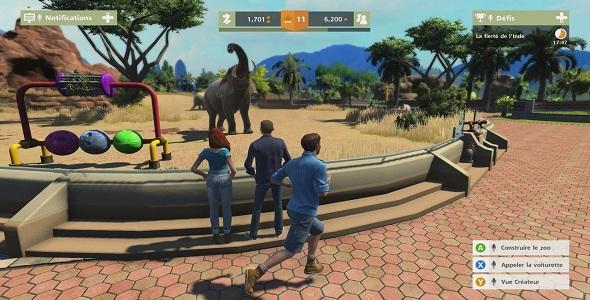 (Test FG - Jeux vidéo) Zoo Tycoon #2