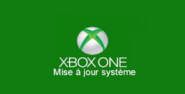 Xbox One - MAJ