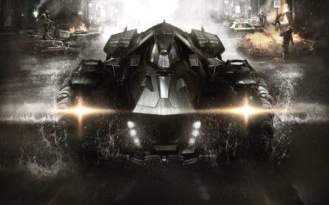 Arkham_Knight-Batmobile