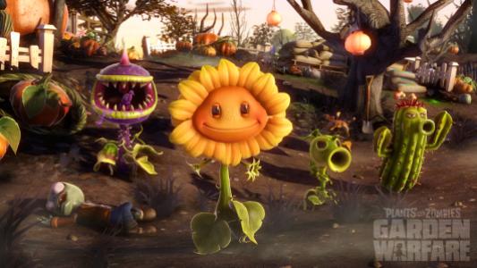 plantes attaque