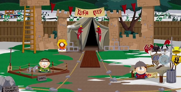 (Test FG - Jeux vidéo) South Park The Stick Of Truth #2