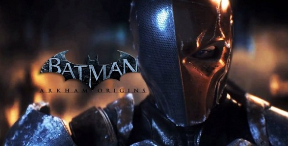 Batman Arkham Origins - Deathstroke