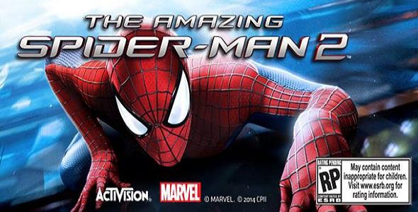 Jeux vidéo à venir - The Amazing Spider-Man 2