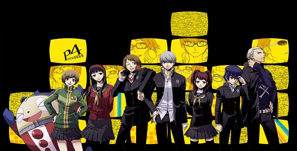 Persona 4 - PS3