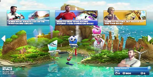 (Test FG - Jeux vidéo) Kinect Sports Rivals #2