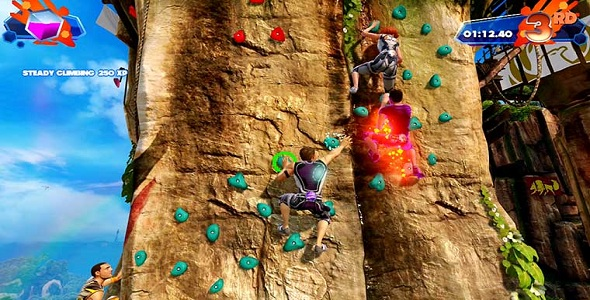 (Test FG - Jeux vidéo) Kinect Sports Rivals #3
