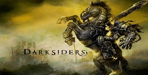 Darksiders mort