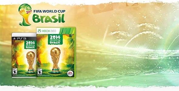 (Test FG - Jeux vidéo) 2014 FIFA World Cup Brazil #1