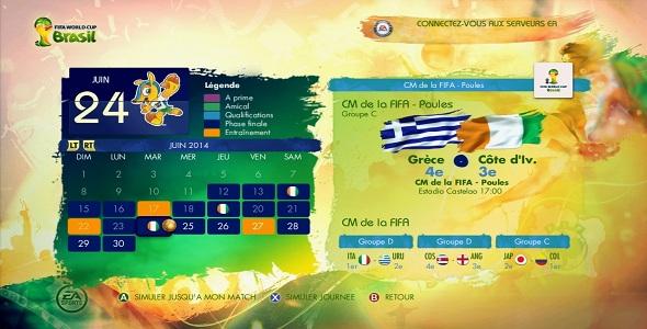 (Test FG - Jeux vidéo) 2014 FIFA World Cup Brazil #2