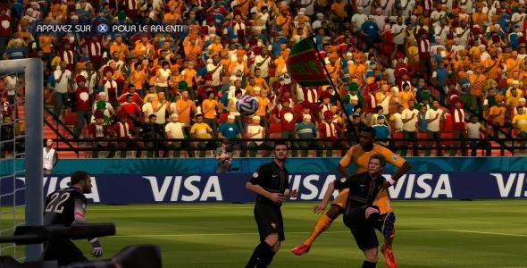 (Test FG - Jeux vidéo) 2014 FIFA World Cup Brazil #3