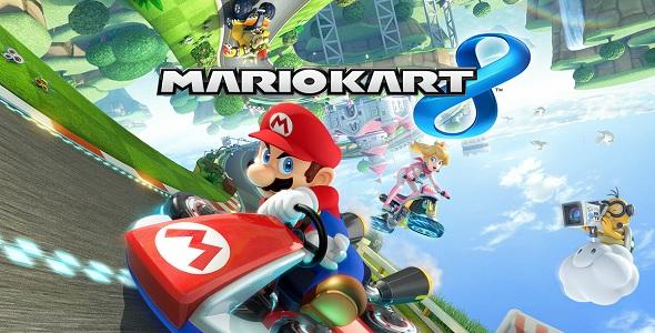 (Test FG - Jeux vidéo) Mario Kart 8 #1