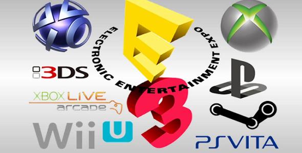 E3 - logo