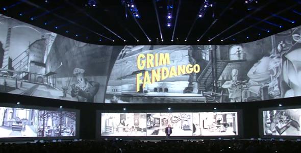 Grim Fandango - PS4