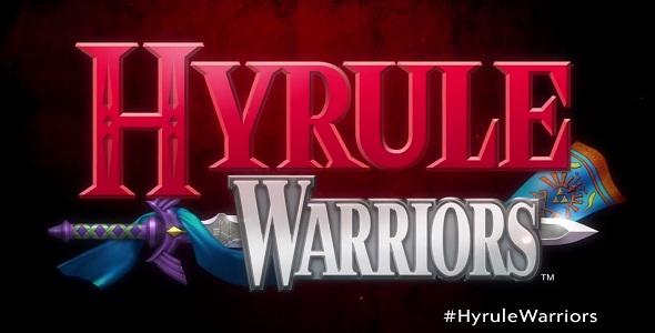 Hyrule Warriors - logo