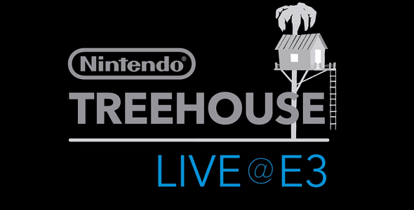 Nintendo TreeHouse Live E3 logo