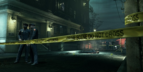 (Test FG - Jeux vidéo) Murdered Soul Suspect #02