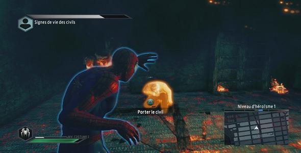 (Test FG - Jeux vidéo) The Amazing Spider-Man 2 #2