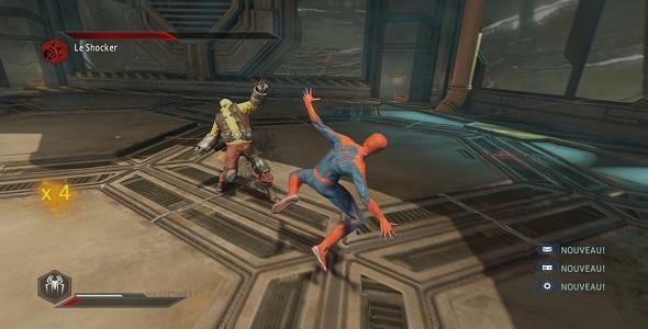 (Test FG - Jeux vidéo) The Amazing Spider-Man 2 #5