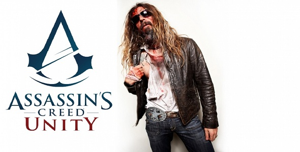 Assassin's Creed Unity - Rob Zombie