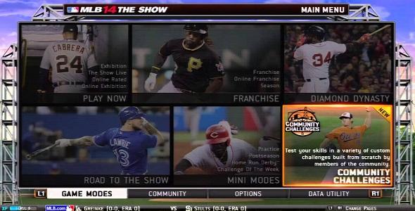 (Test FG – Jeux vidéo) MLB 14 The Show (PS4) #6