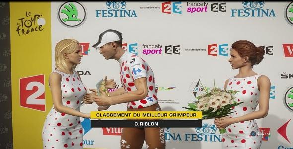 (Test FG – Jeux vidéo) Tour De France 2014 #4