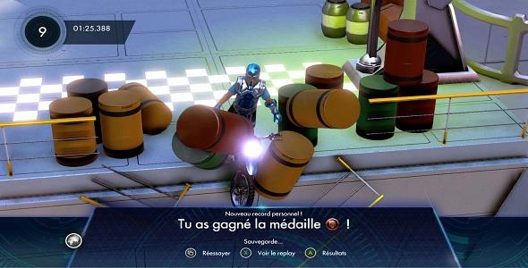 (Test FG – Jeux vidéo) Trials Fusion #3