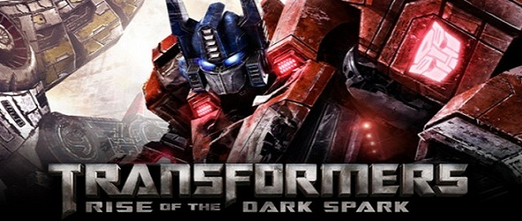Transformers Rise Of The Dark Spark (ou de pas grand-chose) #1