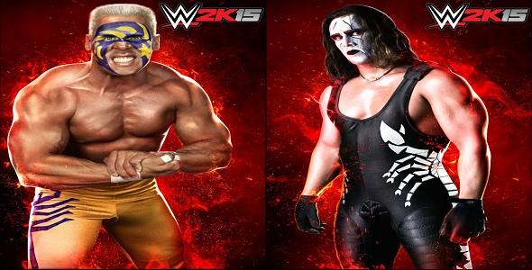 WWE 2K15 - Sting