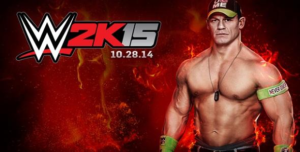WWE 2K15 - logo