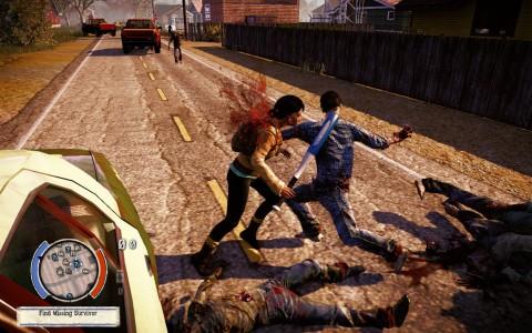 Les combats deviennent parfois répétitifs, mais restent amusants et... violents!