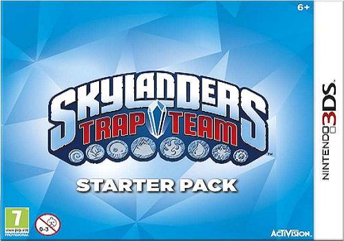 Skylanders Trap Team - Nintendo 3DS