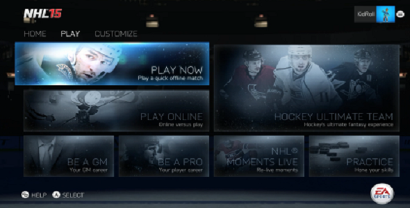 (Test FG – Jeux vidéo) NHL 15 (Xbox One) #2
